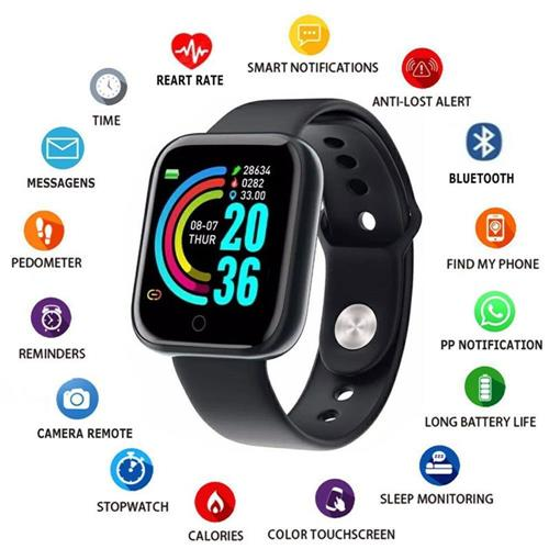 Smartwatch - Relógio Inteligente Model 20