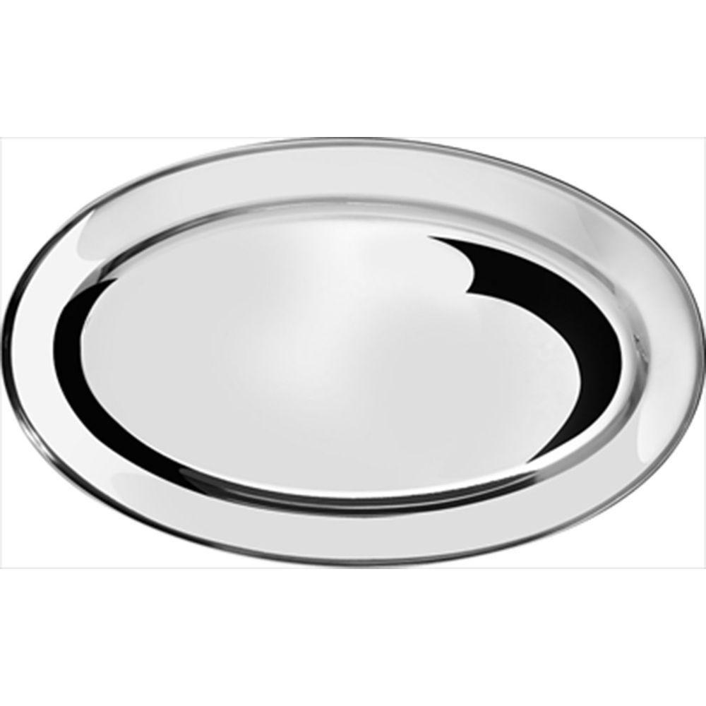 Travessa oval clássica - 30cm