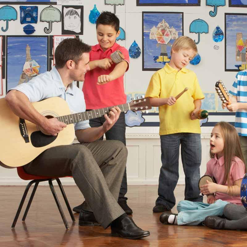 Musicalidade e Educação (180hrs)