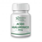 Ácido Hialurônico 50mg | 60 cápsulas