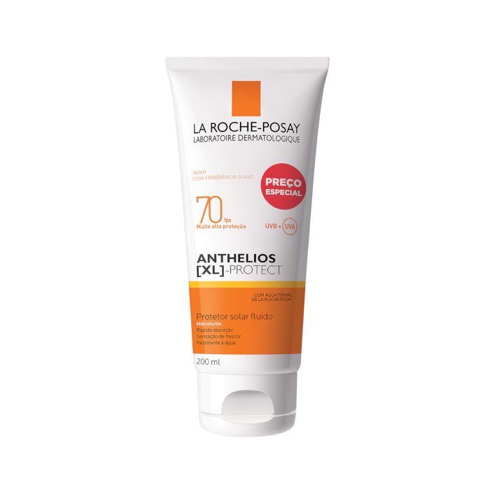 Anthelios XL Protect Corporal FPS 70 c/ 200ml - La Roche-Posay