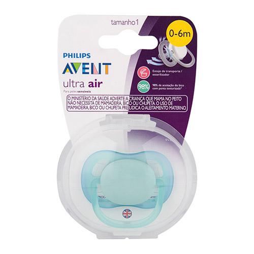 Avent - Chupeta Ultra Air (0 - 6M)
