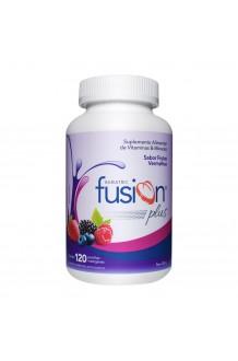 Bariatric Fusion Plus - Frutas Vermelhas c/ 120 pastilhas