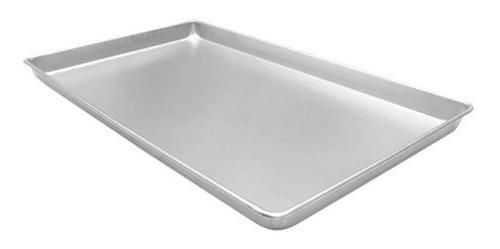 Assadeira Pão Lisa 58x70cm Alumínio