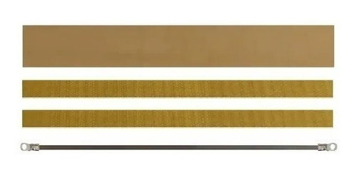 Kit Reparo Resistencia Seladora Barbi TI300 30cm | Sos Cozinha Industrial