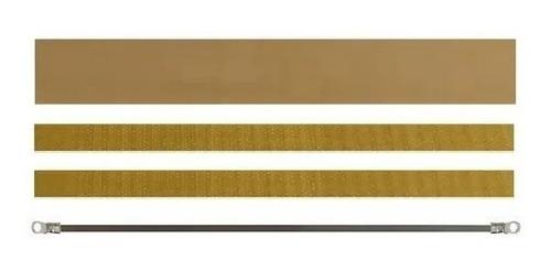Kit Reparo Resistencia Seladora Barbi 37cm | Sos Cozinha Industrial