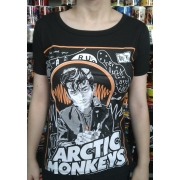 BABY LOOK ARTIC MONKEYS