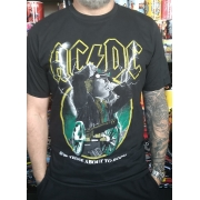 CAMISETA ACDC FOR THOSE