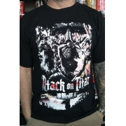 CAMISETA ATTACK ON TITAN II