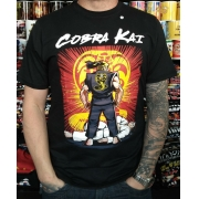 CAMISETA COBRA KAI WIN