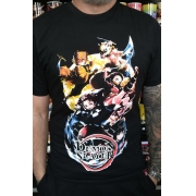 CAMISETA DEMON SLAYER