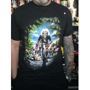 CAMISETA EDDIE IRON MAIDEN