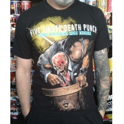 CAMISETA FIVE FINGER DEATH PUNCH