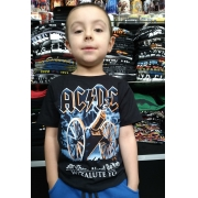 CAMISETA INF ACDC FOR