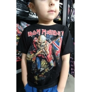 CAMISETA INF IRON MAIDEN THE TROPPER