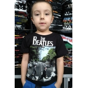 CAMISETA INF THE BEATLES ABBY