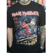 CAMISETA IRON MAIDEN RUN