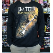 CAMISETA  MANGA LONGA LED ZEPPELIN THE SONG