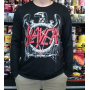 CAMISETA  MANGA LONGA SLAYER