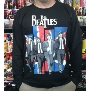 CAMISETA  MANGA LONGA THE BEATLES