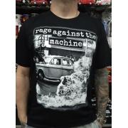 CAMISETA RAGE AGAINST THE MACHINE CAR