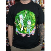 CAMISETA RICK AND MORTY I