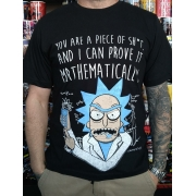 CAMISETA RICK AND MORTY YOU ARE