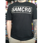 CAMISETA SONS OF ANARCKY