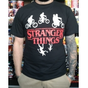 CAMISETA STRANGER THINGS BIKE