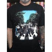 CAMISETA THE BEATLES ABBY ROAD