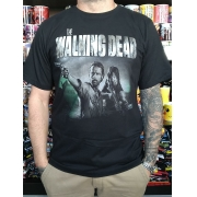 CAMISETA THE WOLKING DEAD RICK