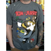 CAMISETA TOM & JERRY CHUMBO