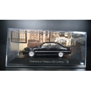 MINIATURA CHEVROLET OMEGA CD 1992 METAL 1:43