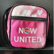 SHOULDER BAG NOW UNITED ROSA