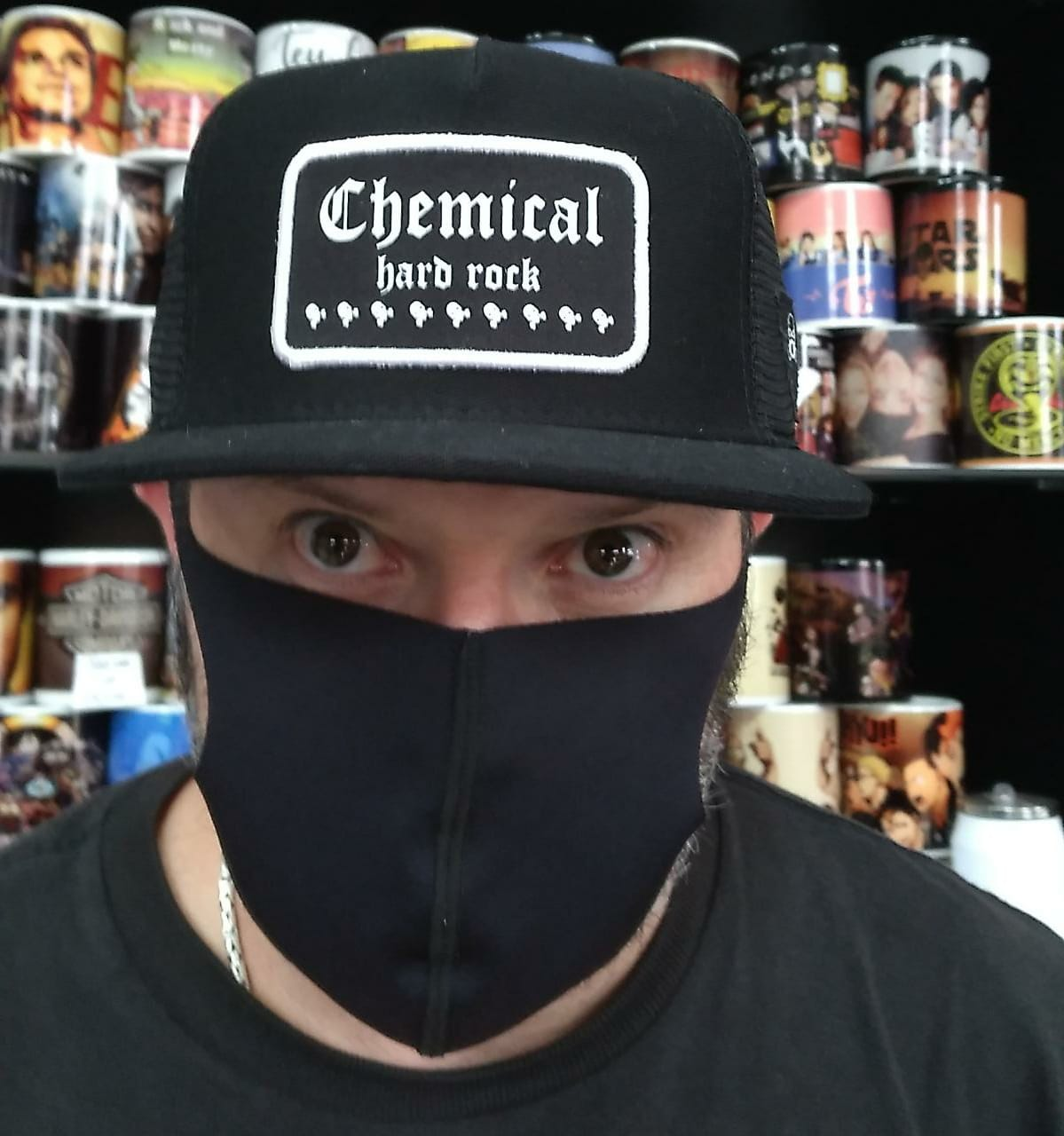 BONÉ CHEMICAL ABA RETA PRETO