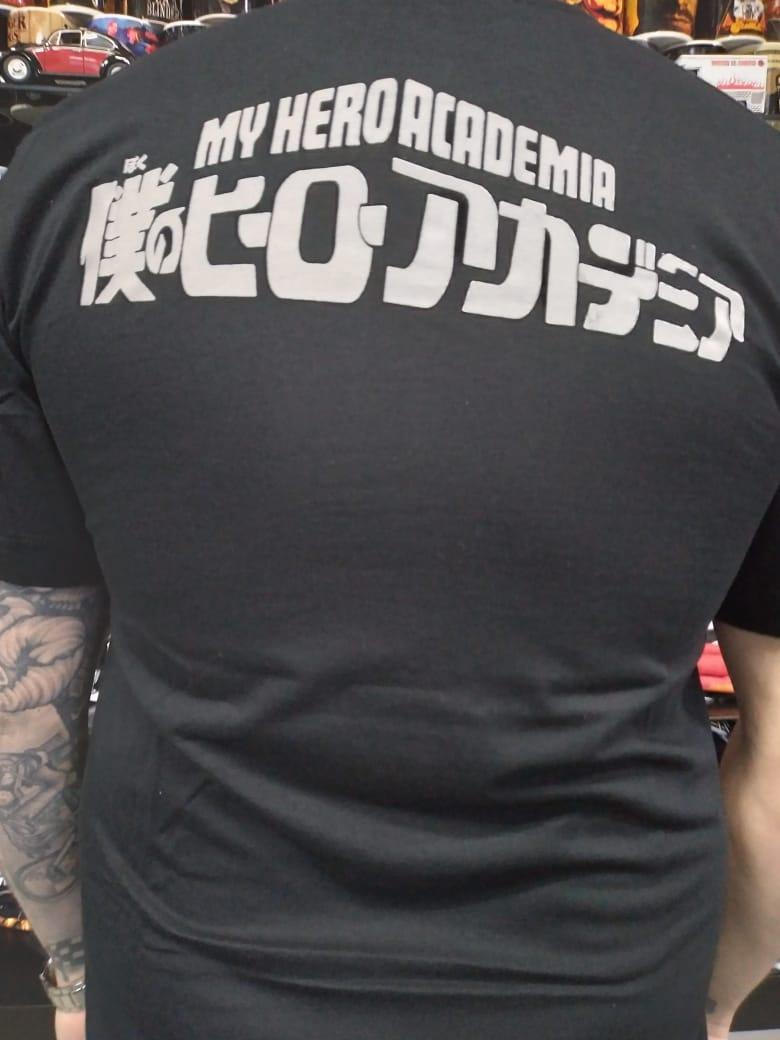 CAMISETA BOKU NO HERO ACADEMIA MASTER