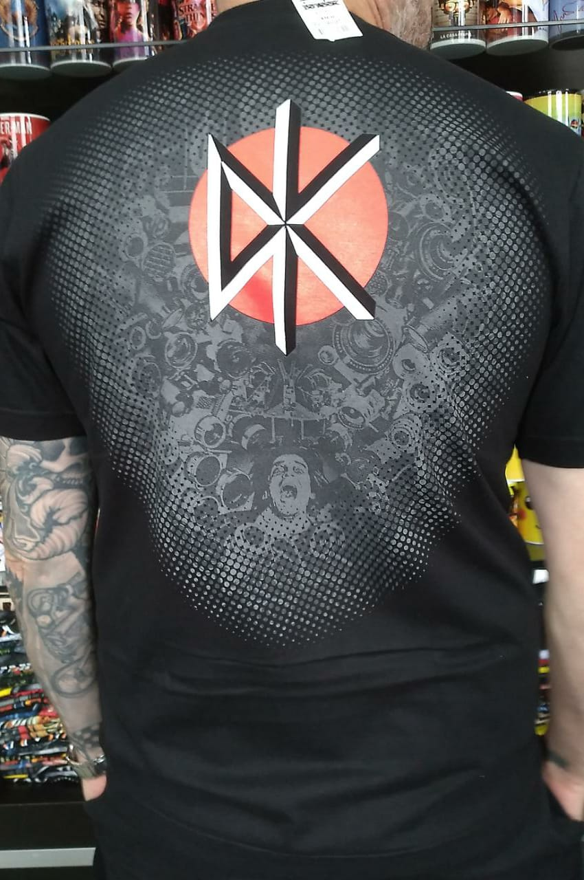 CAMISETA DEAD KENNEDYS GIVE