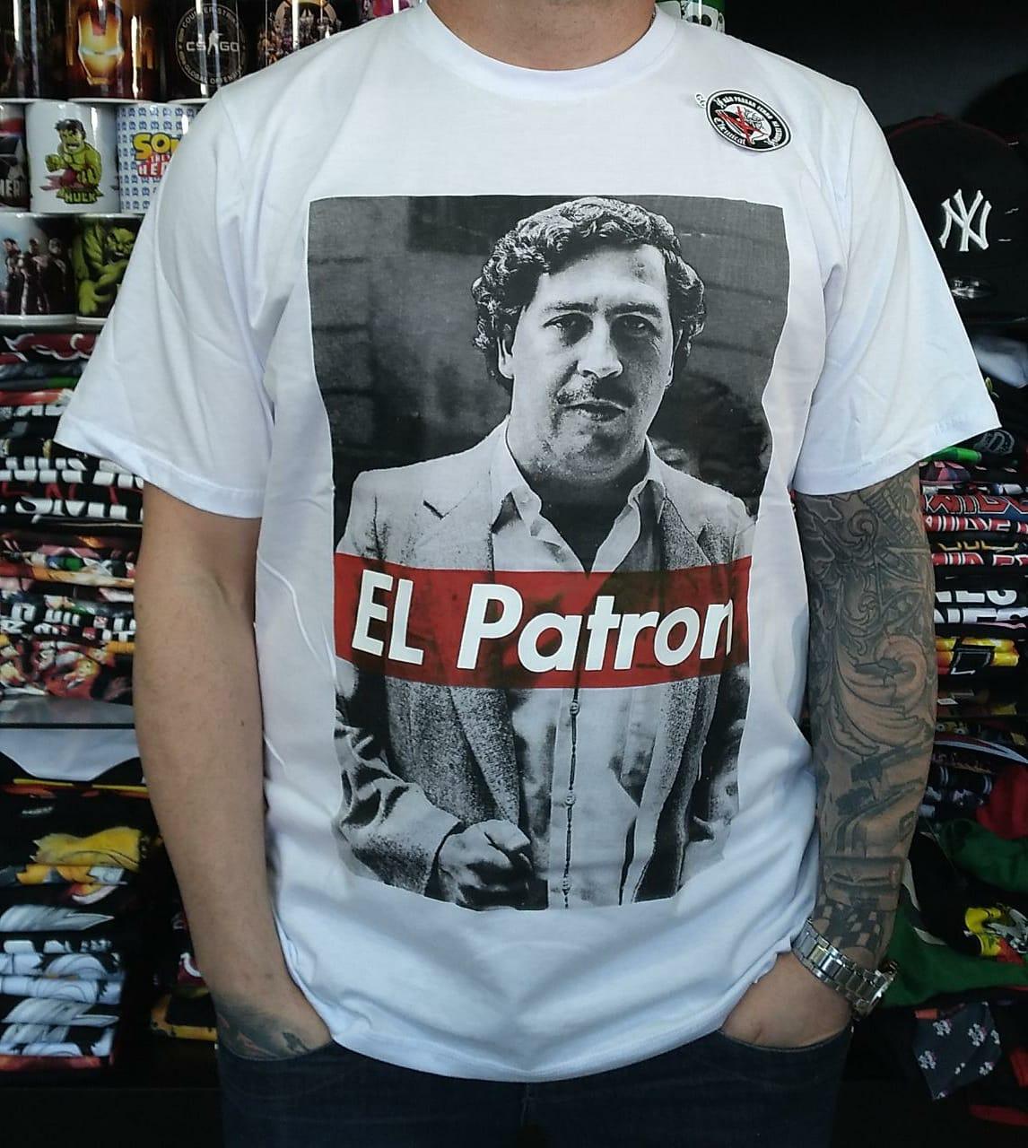 CAMISETA EL PATRON