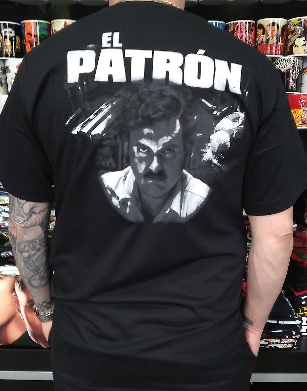 CAMISETA EL PATRON MASTER