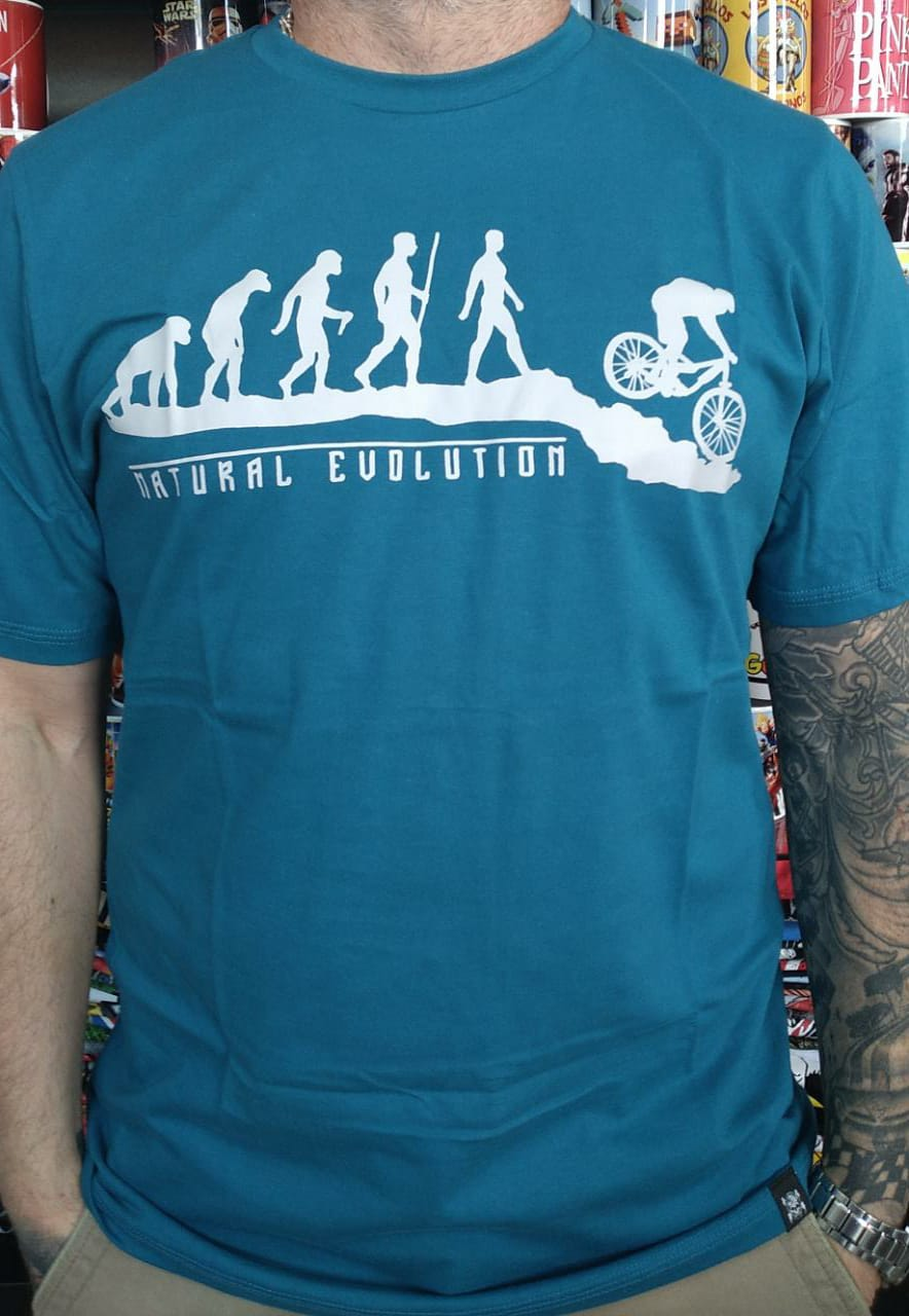 CAMISETA EVOLUTION BIKE