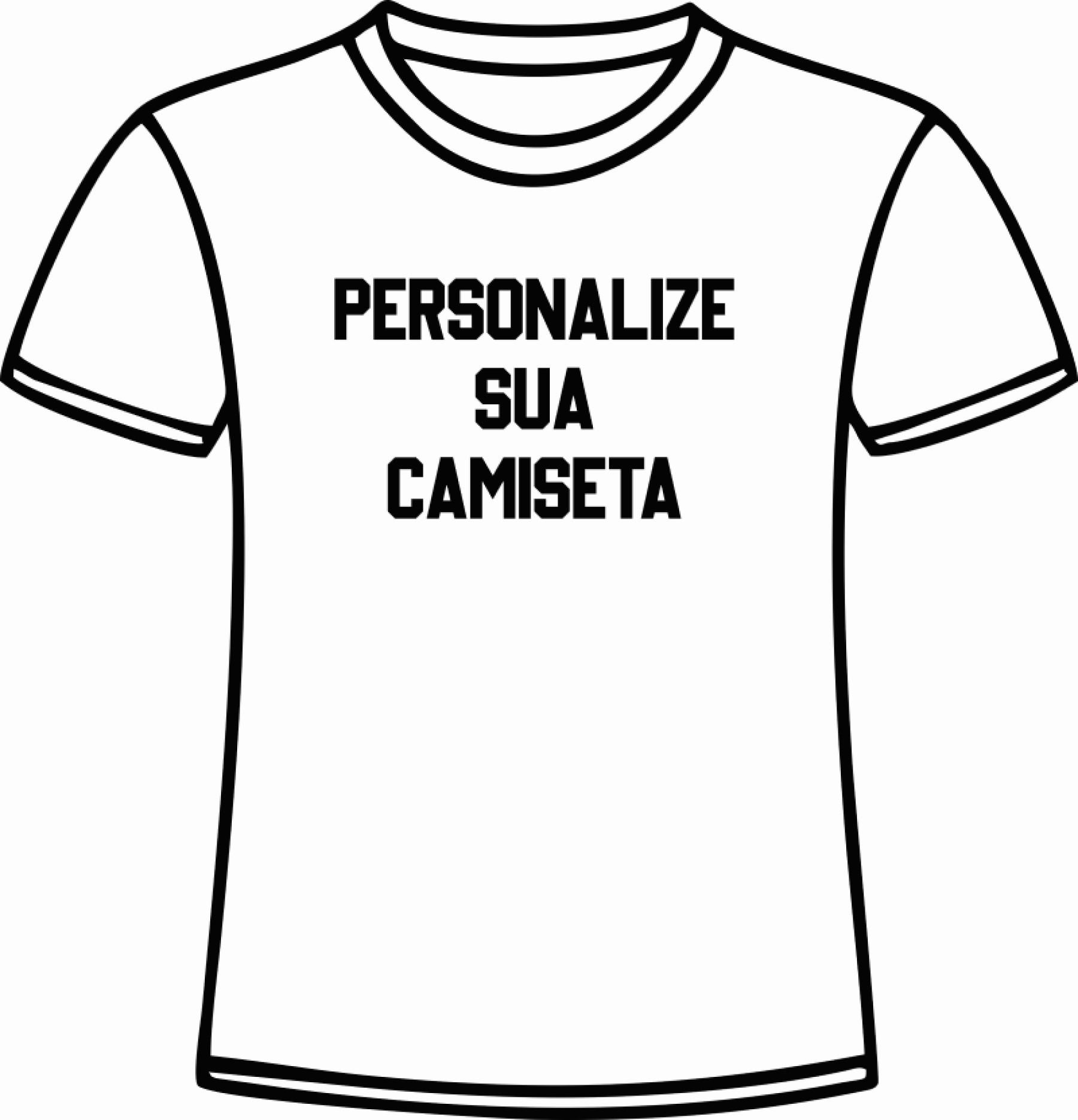 CAMISETA PERSONALIZADA 100% POLIÉSTER