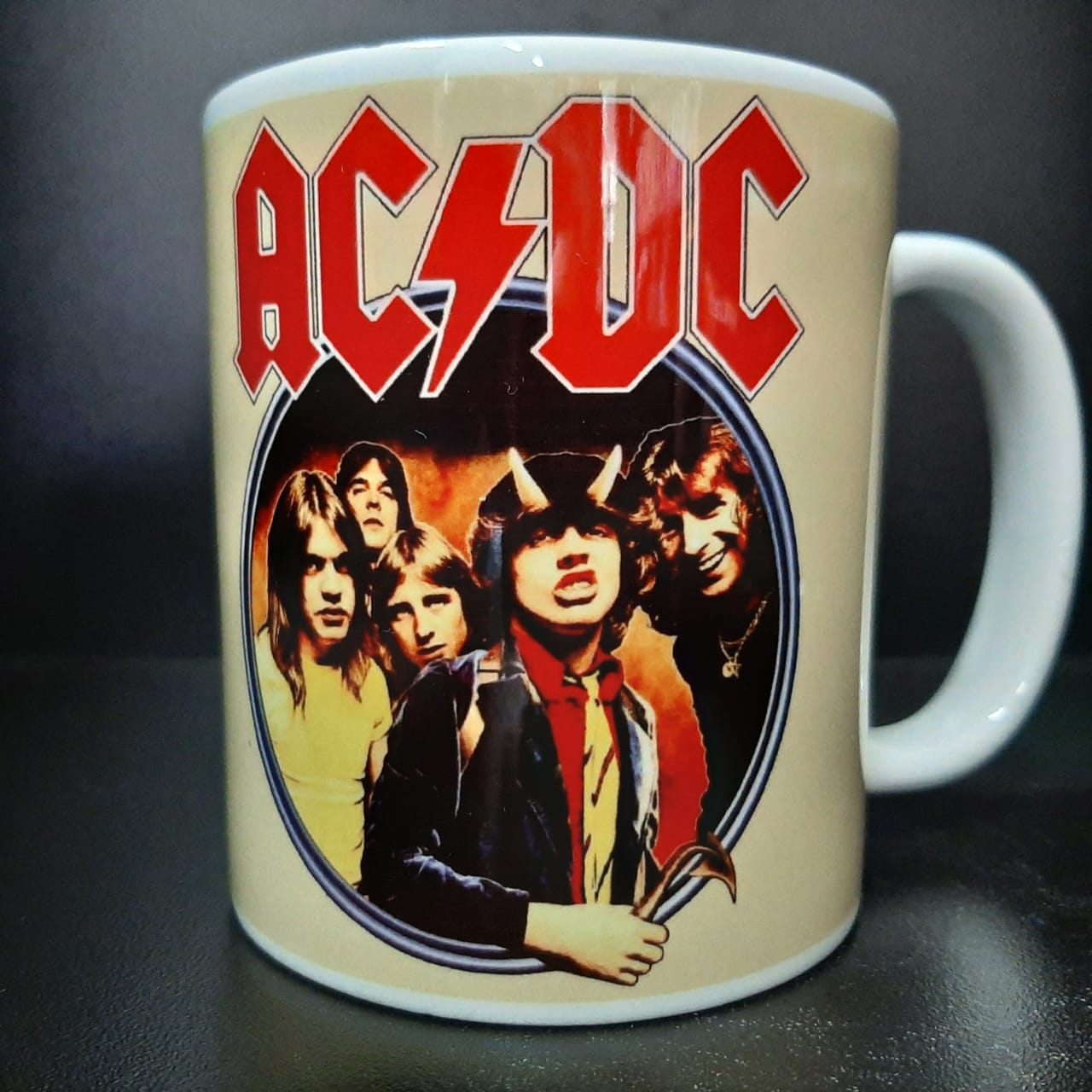 CANECA ACDC HIGHWAY TO HELL