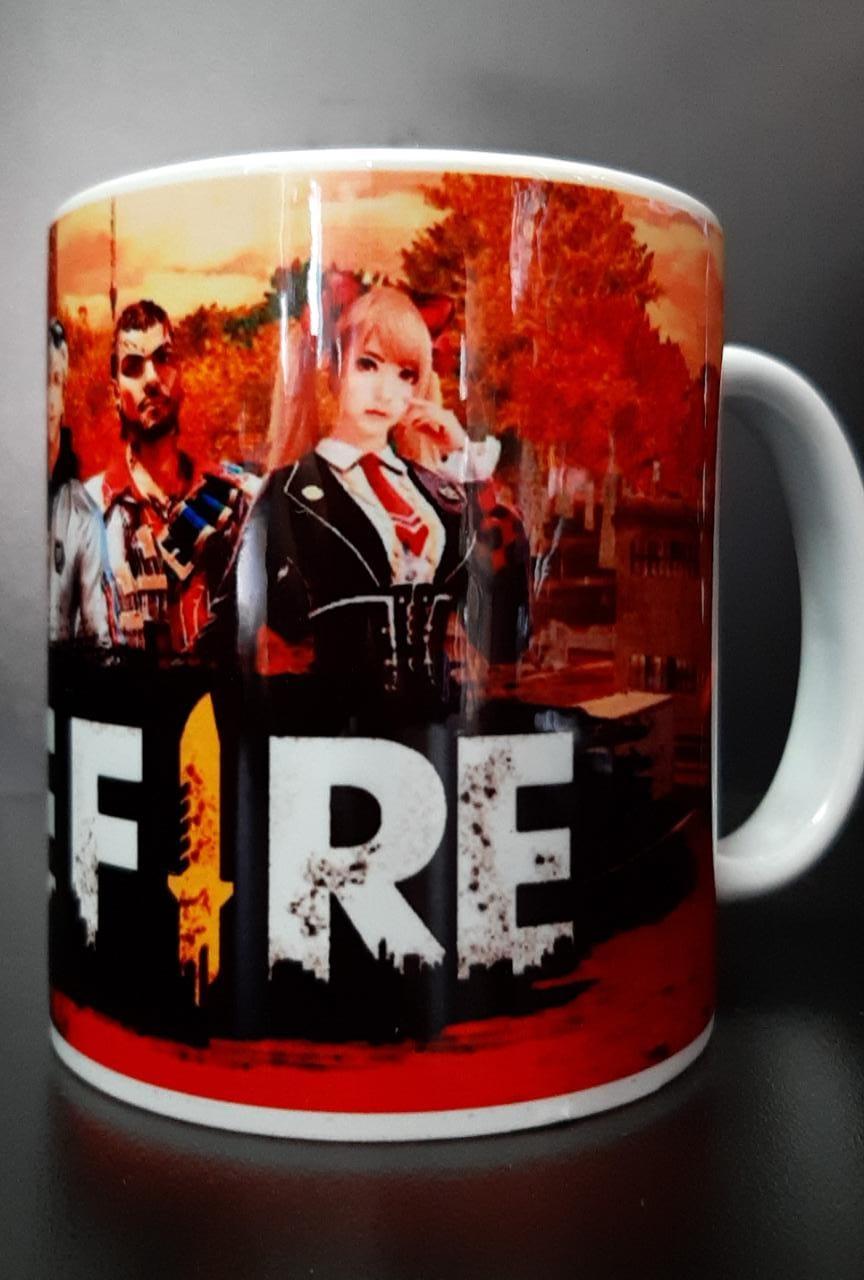 CANECA FREE FIRE