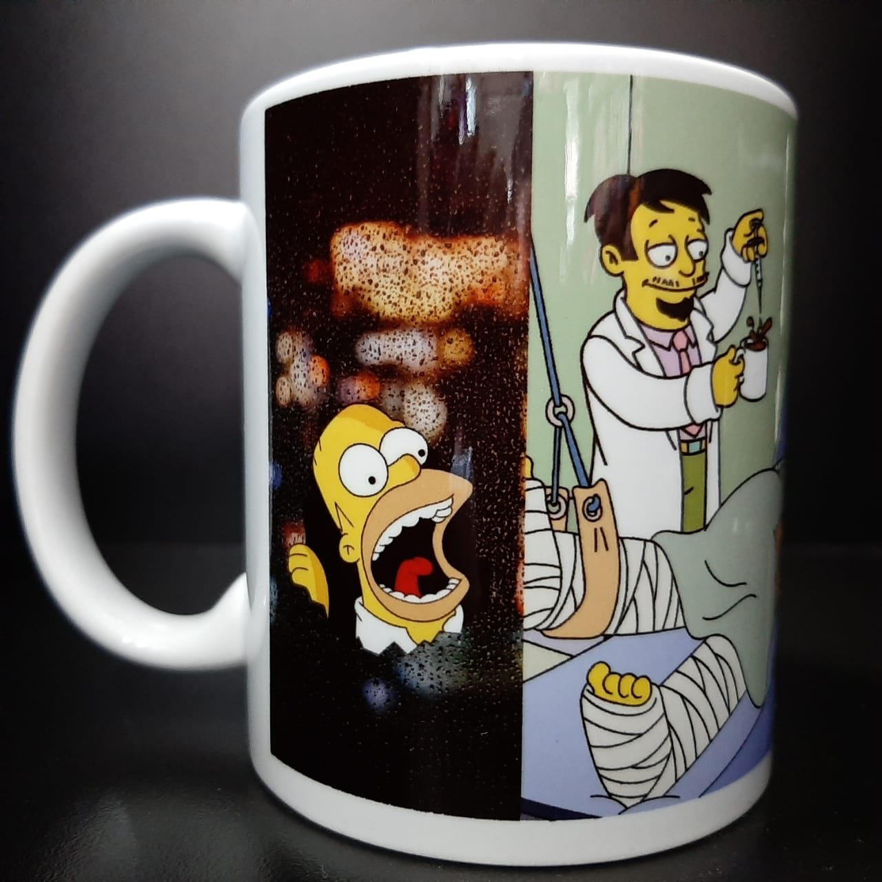 CANECA SIMPSONS HOSPITAL