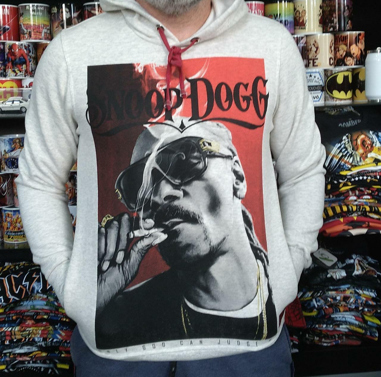 MOLETOM SNOOP DOG