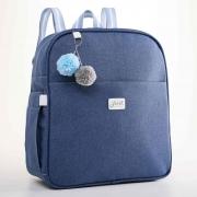 Mochila Maternidade Color Azul