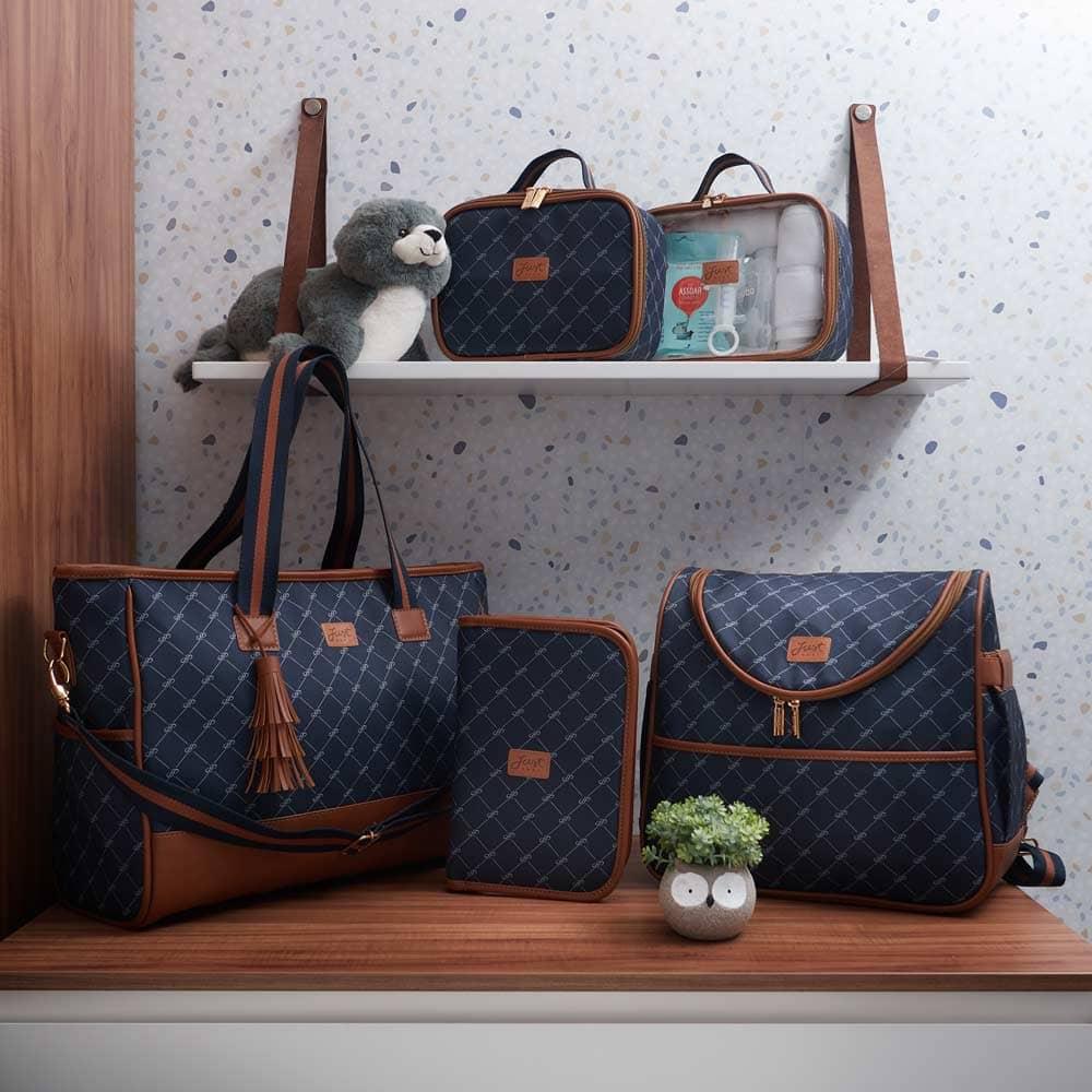Bolsa Maternidade Shopping Bella Marinho