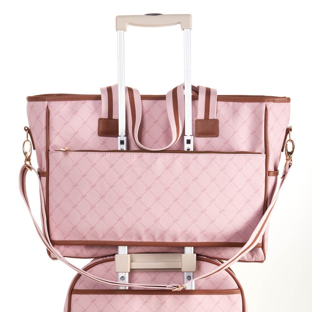 Bolsa Maternidade Shopping Bella Rosa