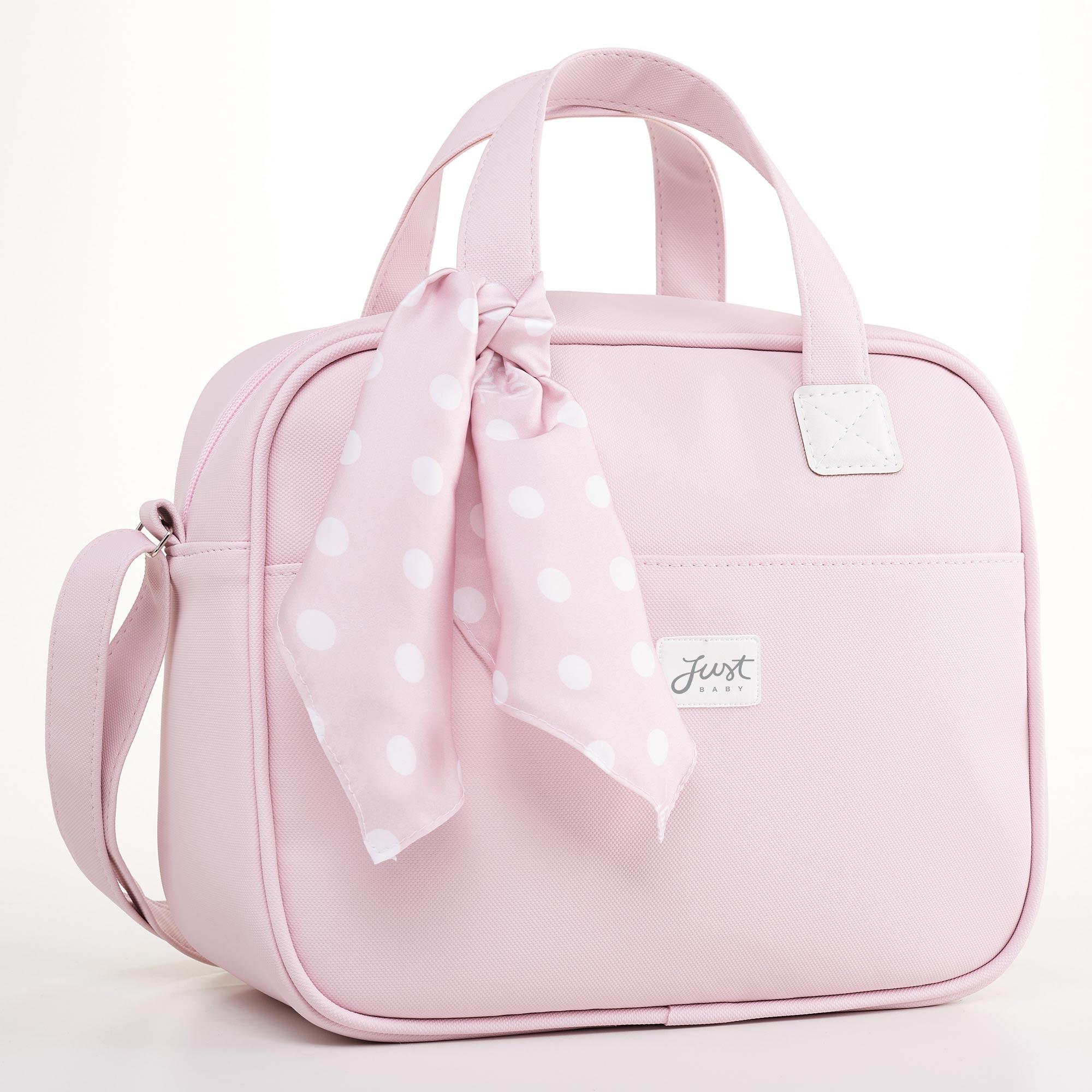 Frasqueira candy rosa