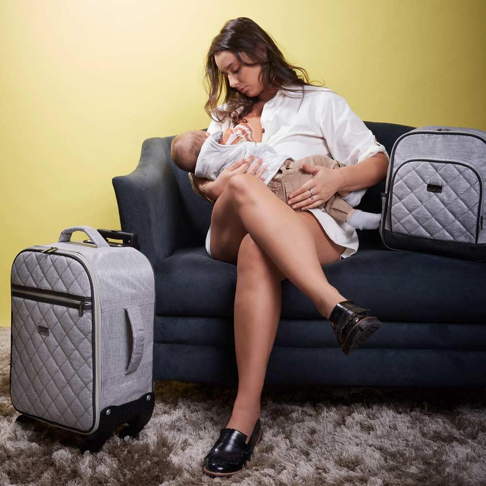 Mala maternidade de bordo Zurich